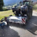 Barredora recogera Master'clean