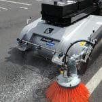 Barredora industrial sin conexiones Leader'clean